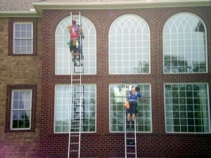 Residential Window Cleaning Company